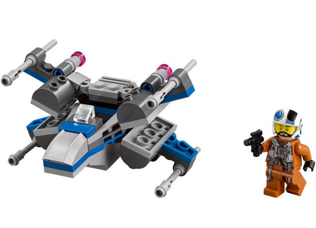 Resistance X-Wing Fighter? (75125)